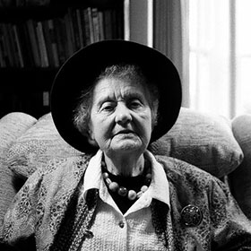 Mary Midgley | Virtual Issue of the Aristotelian Society | Philosophy in London Since 1880