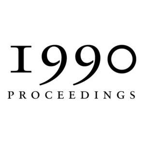 1990 Proceedings of the Aristotelian Society | Philosophy in London Since 1880