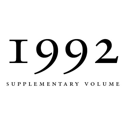 1992 Proceedings of the Aristotelian Society, Supplementary Volume | Philosophy on London Since 1880