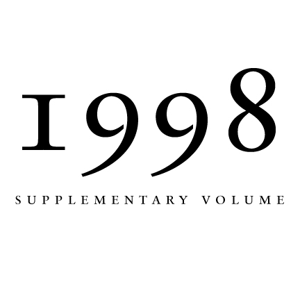 1998 Proceedings of the Aristotelian Society, Supplementary Volume | Philosophy on London Since 1880