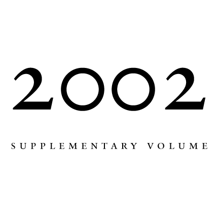 2002 Proceedings of the Aristotelian Society, Supplementary Volume | Philosophy on London Since 1880