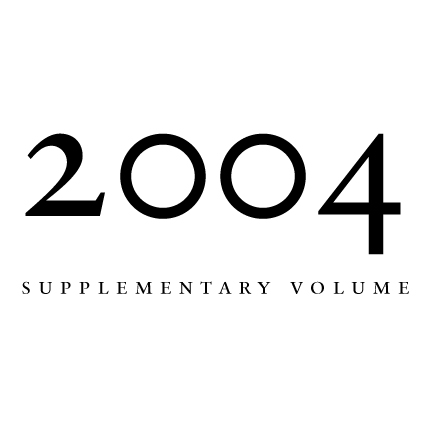 2004 Proceedings of the Aristotelian Society, Supplementary Volume | Philosophy on London Since 1880