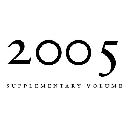 2005 Proceedings of the Aristotelian Society, Supplementary Volume | Philosophy on London Since 1880
