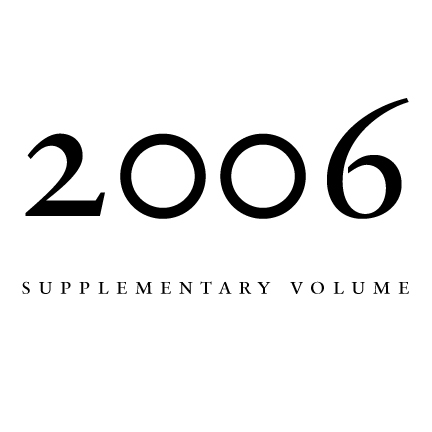 2006 Proceedings of the Aristotelian Society, Supplementary Volume | Philosophy on London Since 1880