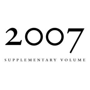 2007 Proceedings of the Aristotelian Society, Supplementary Volume | Philosophy on London Since 1880