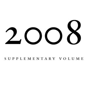 2008 Proceedings of the Aristotelian Society, Supplementary Volume | Philosophy in London Since 1880