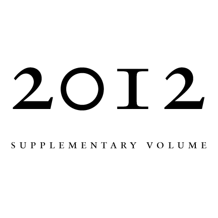 2012 Proceedings of the Aristotelian Society, Supplementary Volume | Philosophy in London Since 1880