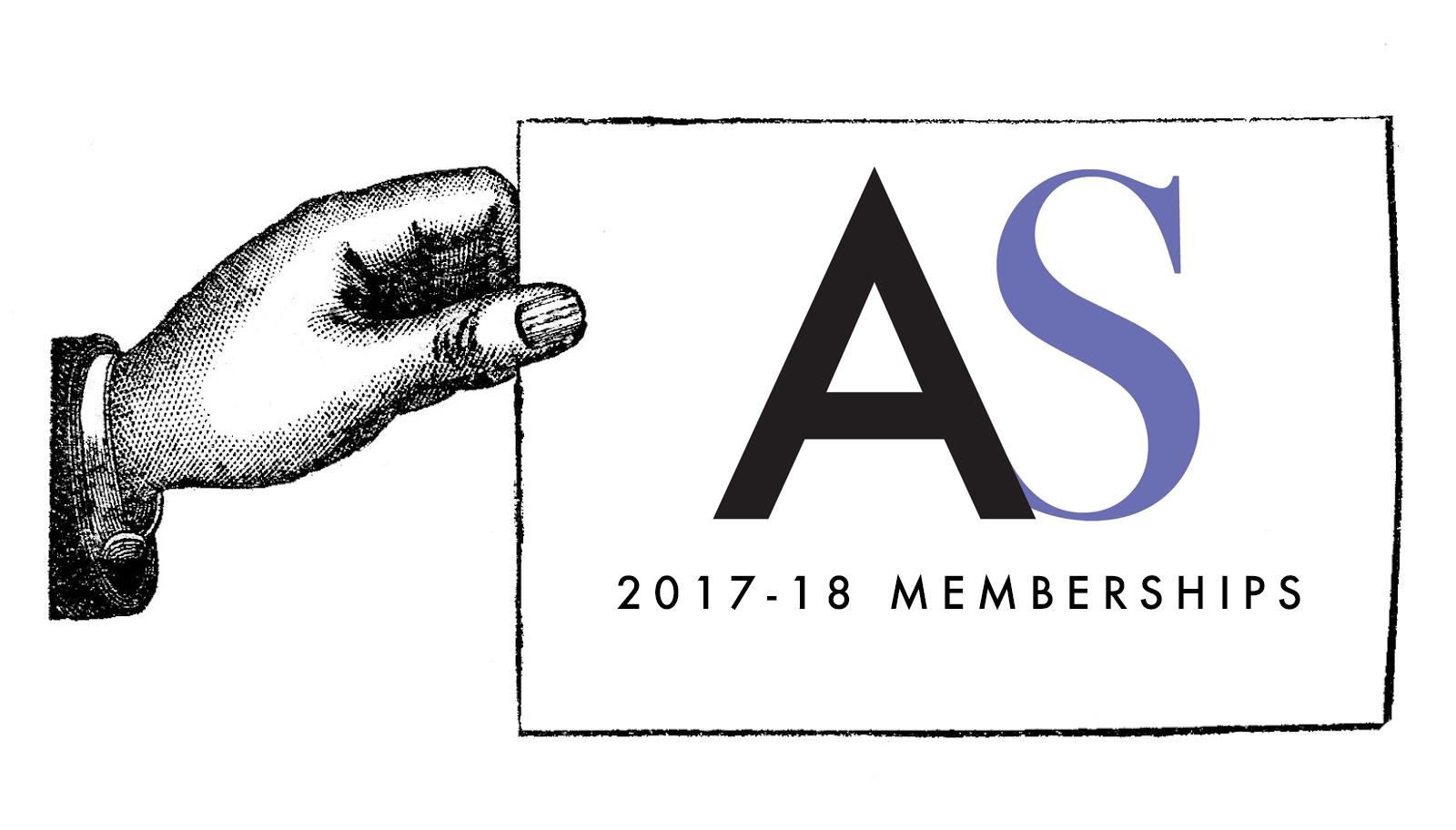 2017-2018 Memberships